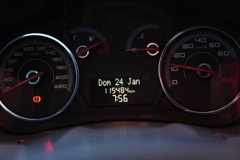 FIAT PALIO 1.0 MPI Attractiv 1.0 2013