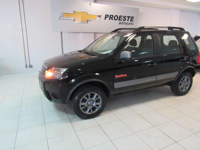 FORD ECOSPORT 1.6 Freestyle 1.6 2011
