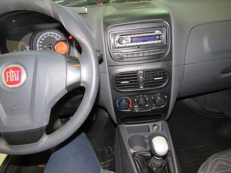 FIAT SIENA 1.4 MPI EL 8V 1.4 2014