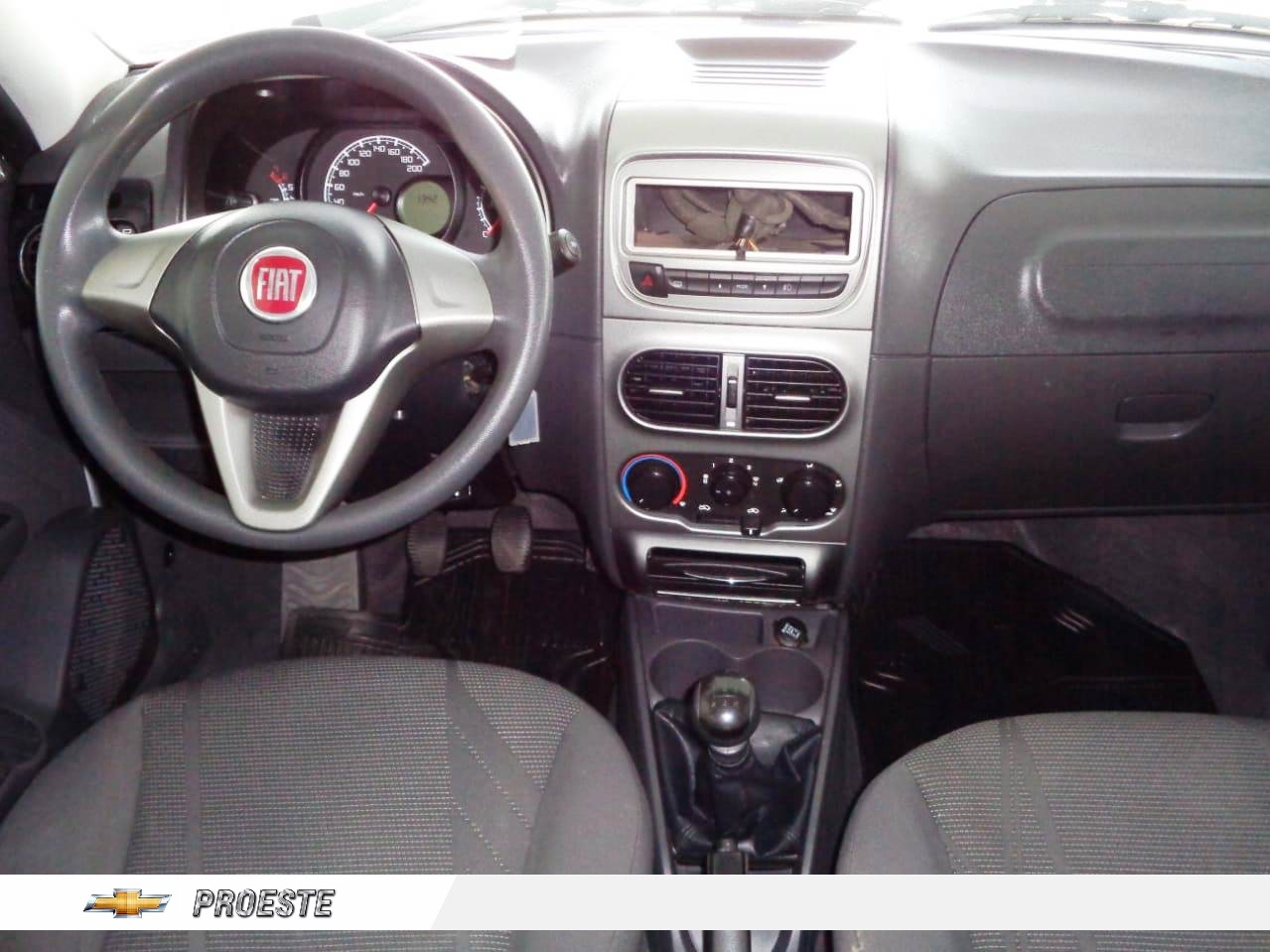 FIAT PALIO WEEKEND ATTRACTIVE 1.4 2015