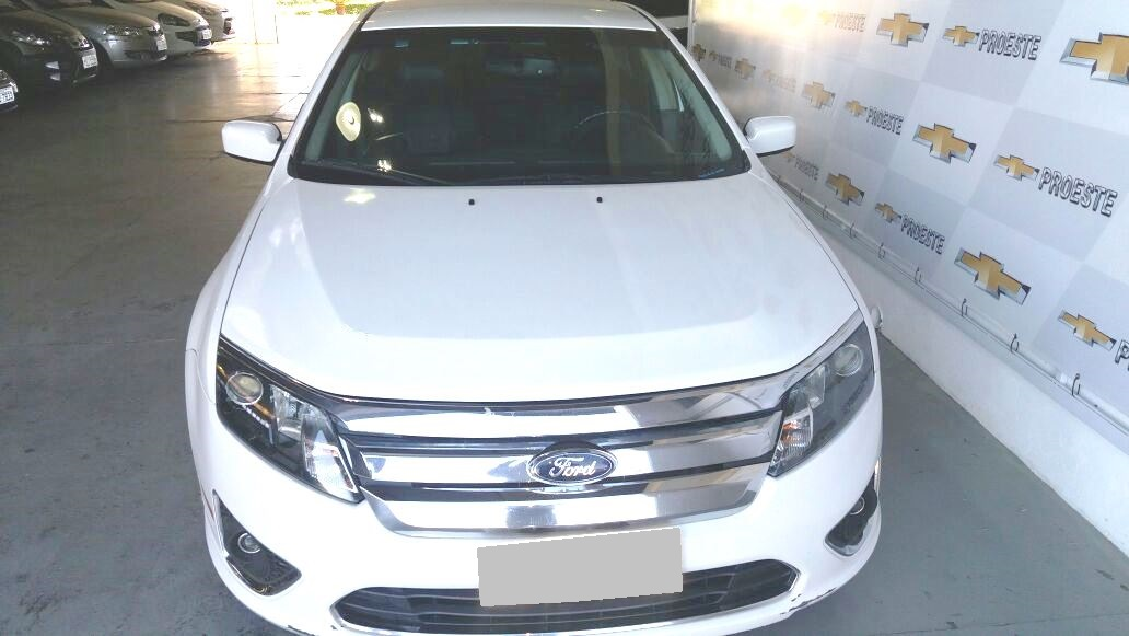 FORD FUSION SEL 3.0 2012