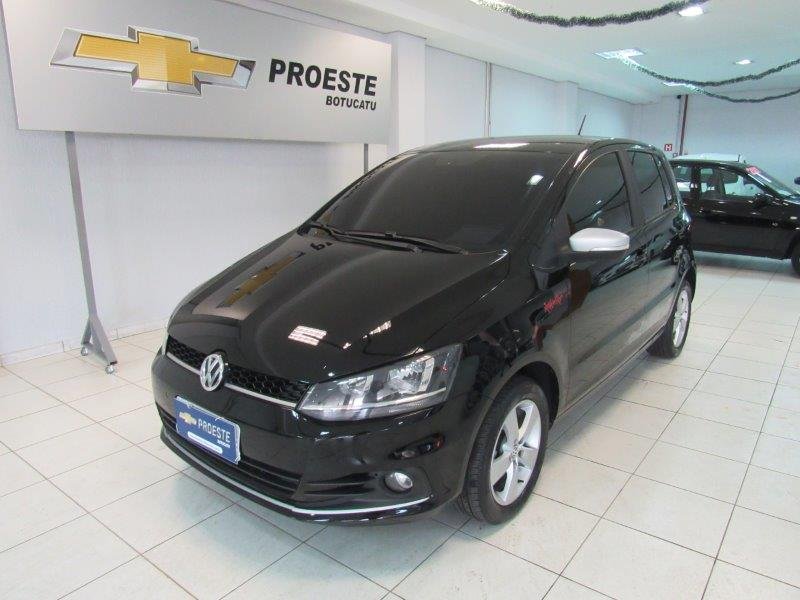 VOLKSWAGEN FOX 1.6 MI Rock IN RIO 1.6 2016