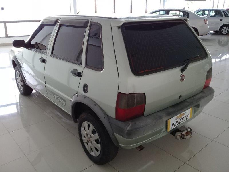 FIAT UNO 1.0 MPI Mille WAY E 1.0 2010