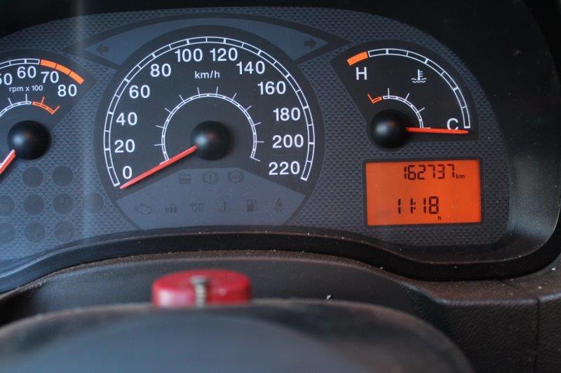 FIAT PALIO 1.4 MPI Attractiv 1.4 2011