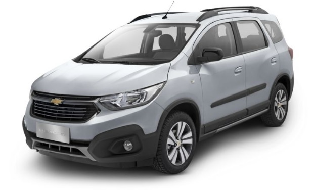 CHEVROLET SPIN ACT 1.8 2019