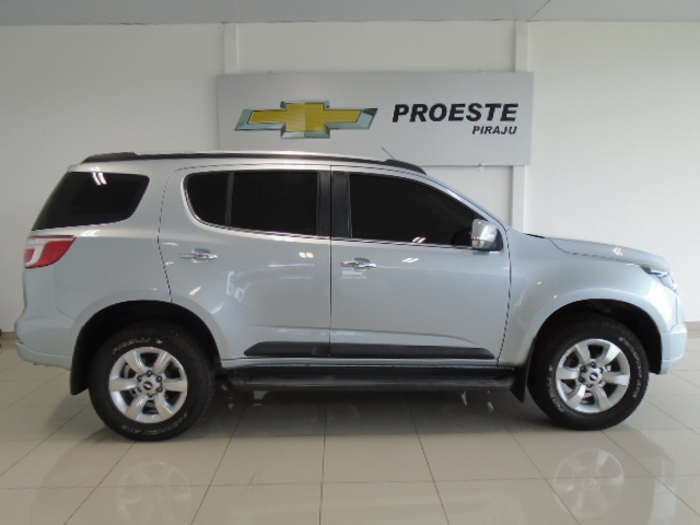 CHEVROLET TRAILBLAZER 3.6 LTZ 4X4 3.6 2013