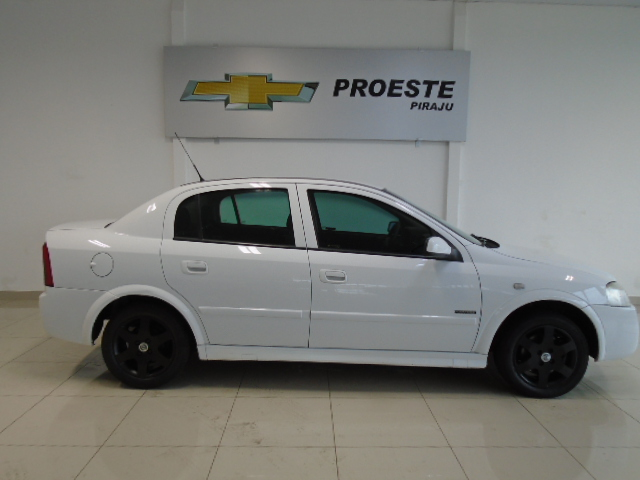 CHEVROLET ASTRA 2.0 MPFI Advantag 2.0 2008