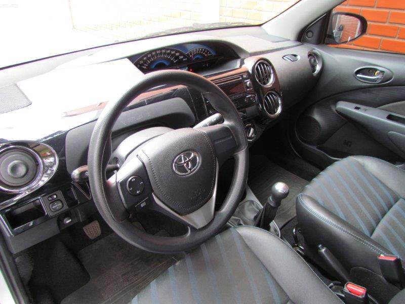 TOYOTA ETIOS 1.5 XS Sedan 16V 1.5 2016