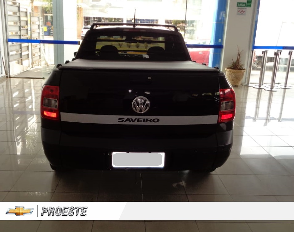 VOLKSWAGEN SAVEIRO TROOPER 1.6 2012
