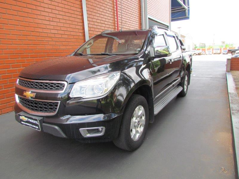 CHEVROLET S10 2.4 MPFI LTZ 4X2 CD 2.4 2013