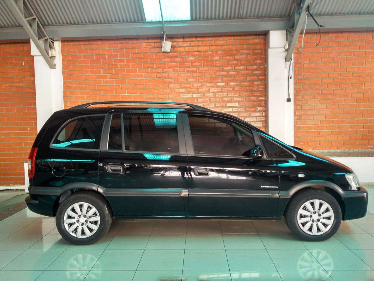 CHEVROLET ZAFIRA EXPRESSION 2.0 2011