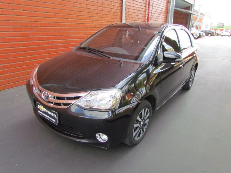 TOYOTA ETIOS 1.5 XLS Sedan 16V 1.5 2016