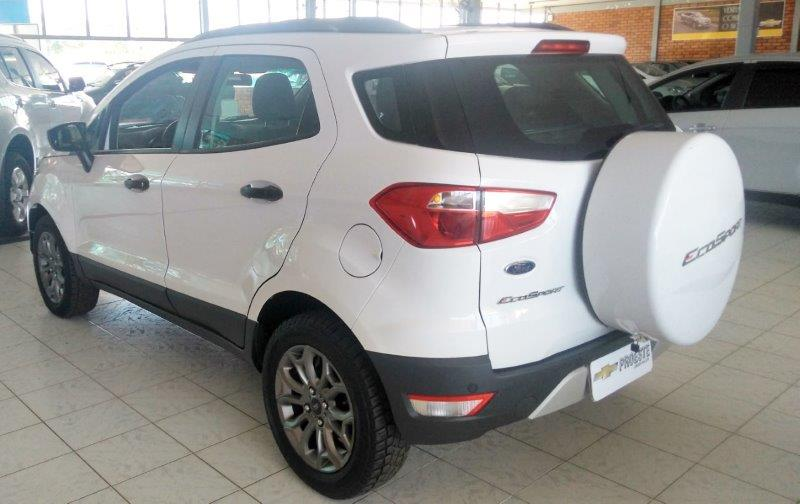 FORD ECOSPORT 1.6 Freestyle 1.6 2016