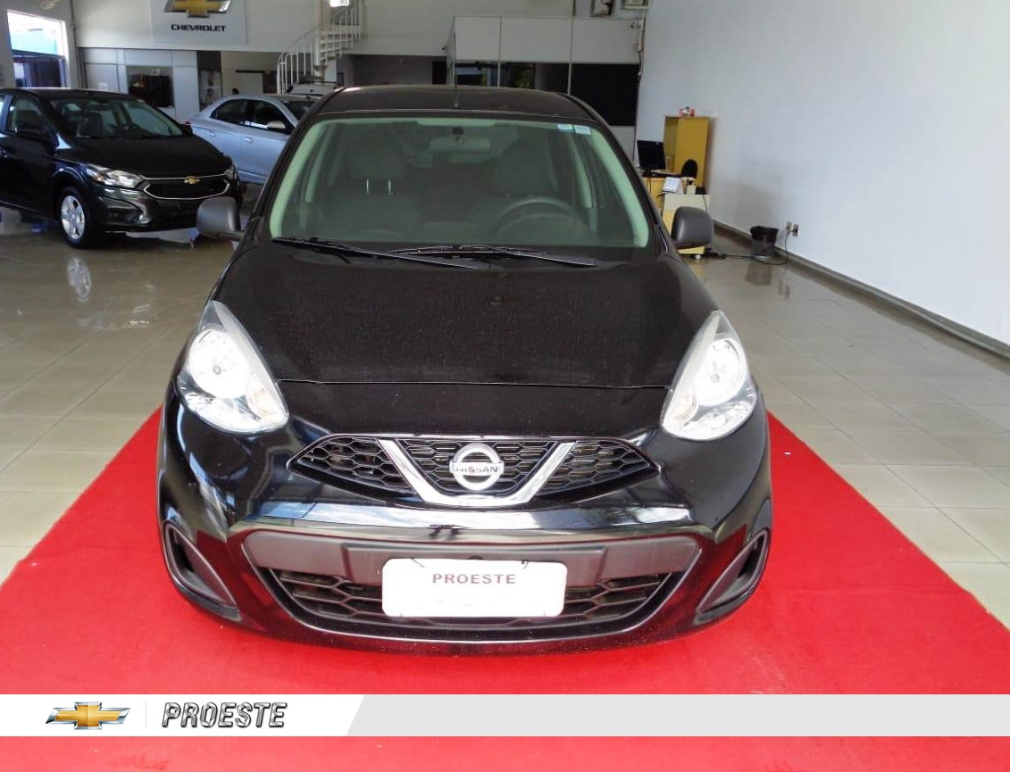 NISSAN MARCH 16S 1.6 2016