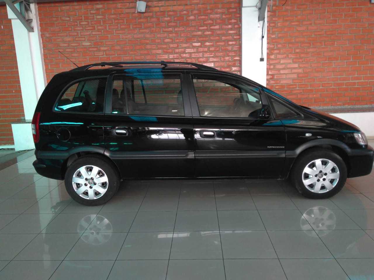 CHEVROLET ZAFIRA EXPRESSION 2.0 2009