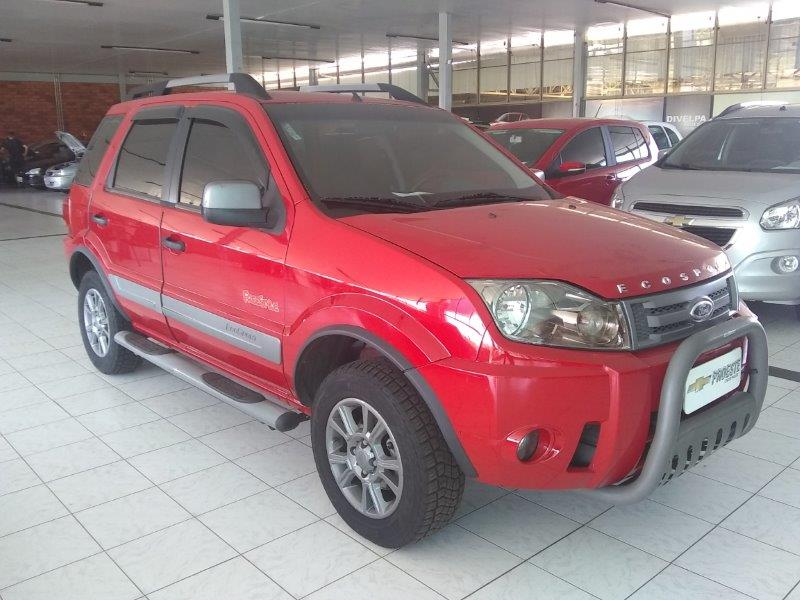 FORD ECOSPORT 1.6 Freestyle 1.6 2012