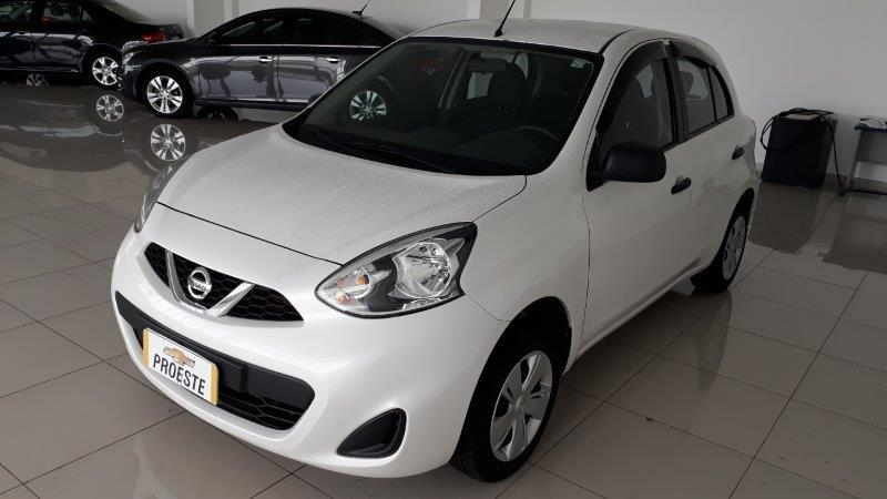 NISSAN MARCH 1.0 S 12V 1.0 2016