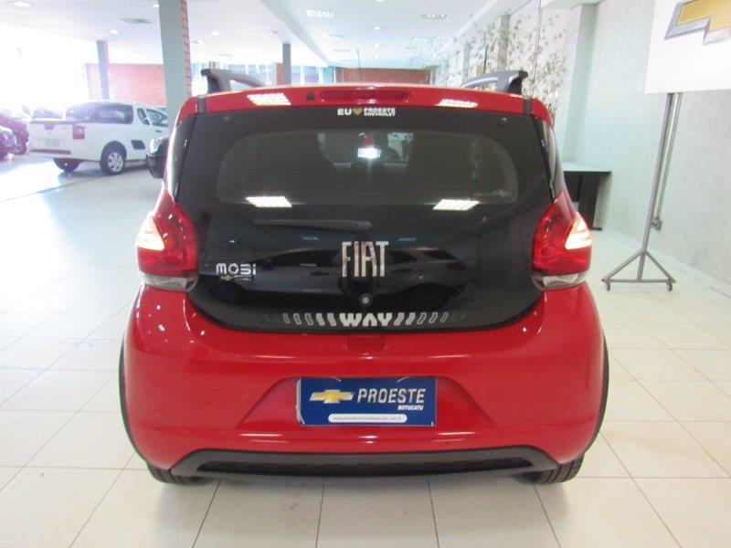 FIAT MOBI 1.0 8V Way 1.0 2017