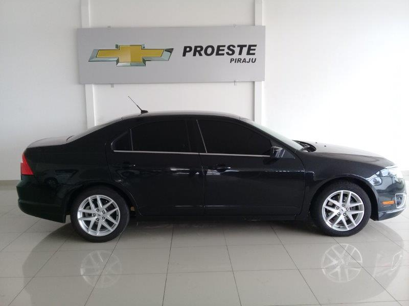 FORD FUSION 2.5 SEL 16V 2.5 2012