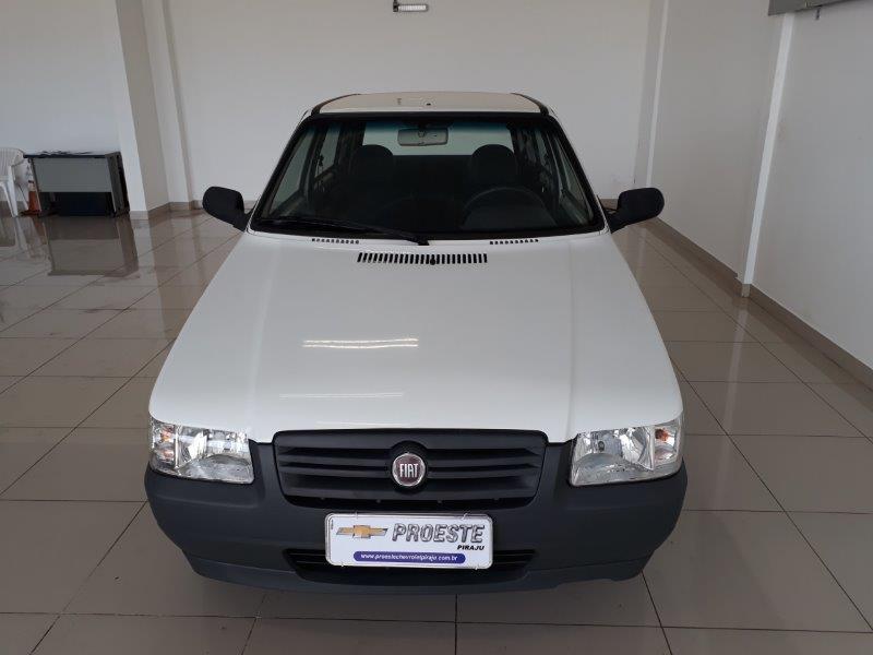 FIAT UNO 1.0 MPI Mille WAY E 1.0 2012