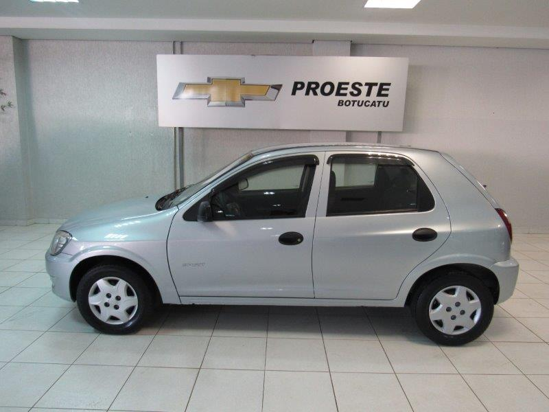 CHEVROLET CELTA 1.0 MPFI Spirit 8 1.0 2010