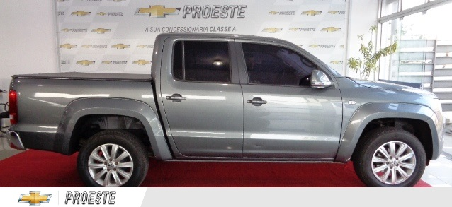 VOLKSWAGEN AMAROK HIGHLINE CD 4X4 2.0 2011