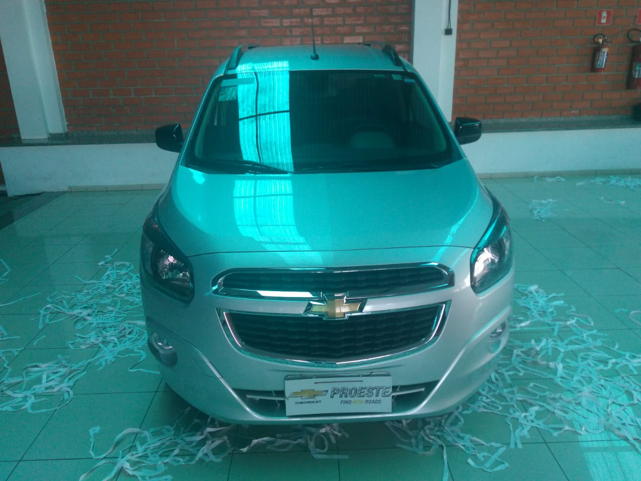 CHEVROLET SPIN ADVANTAGE 1.8 2017