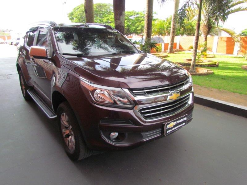 CHEVROLET TRAILBLAZER 3.6 LTZ 4X4 3.6 2017