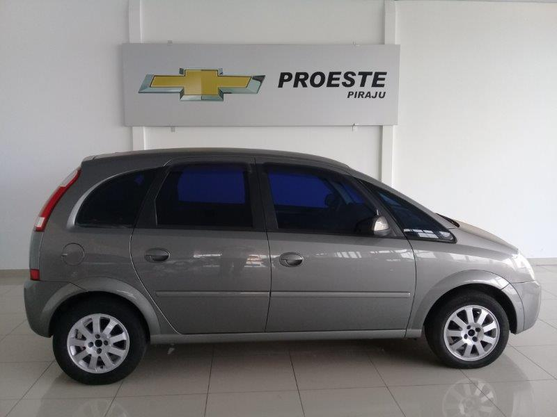 CHEVROLET MERIVA 1.8 MPFI CD 8V 1.8 2004