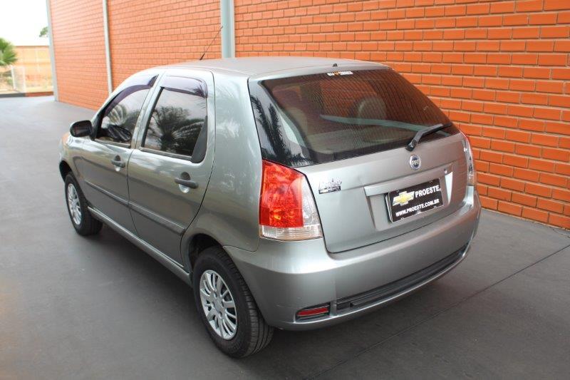FIAT PALIO 1.0 MPI Fire 8V 1.0 2007