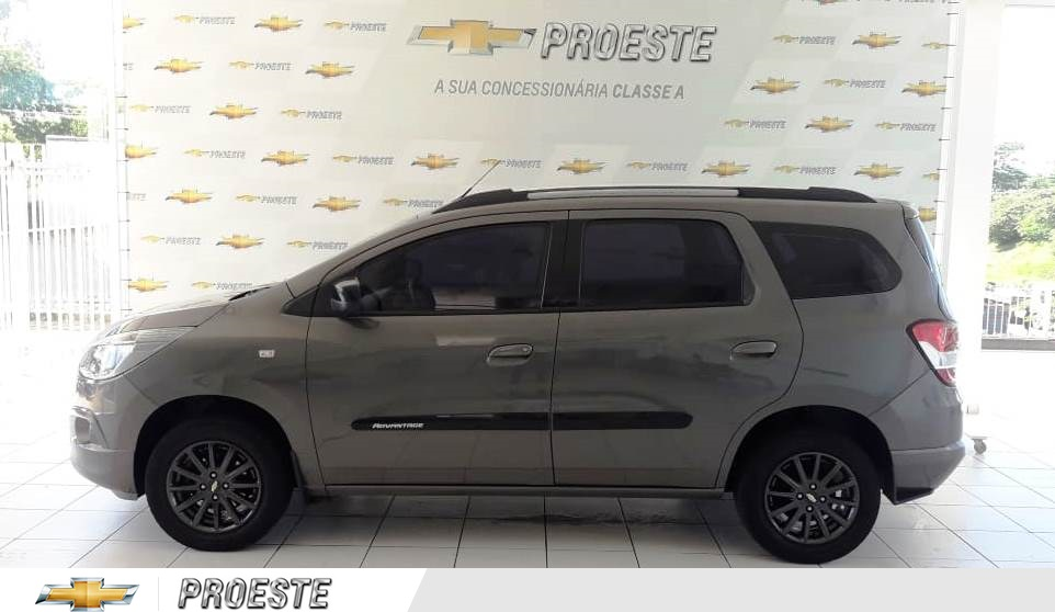 CHEVROLET SPIN ADVANTAGE 1.8 2014