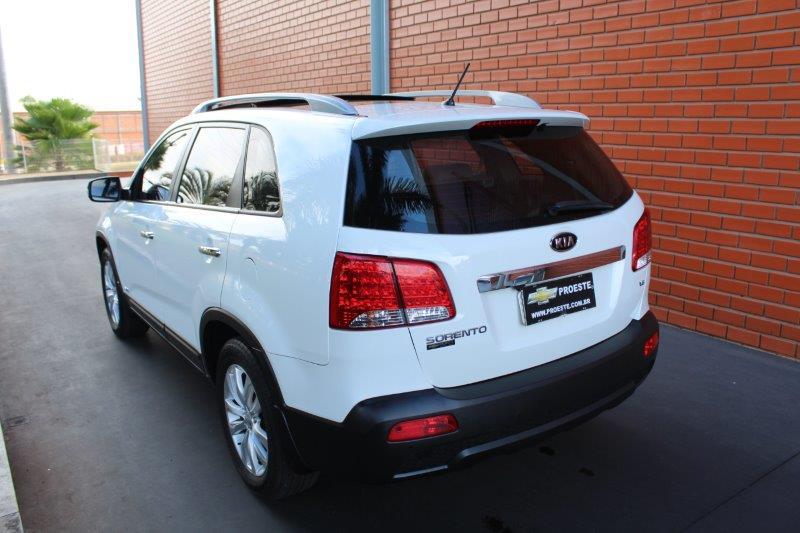 KIA SORENTO 3.5 S.555 V6 4X 3.5 2012
