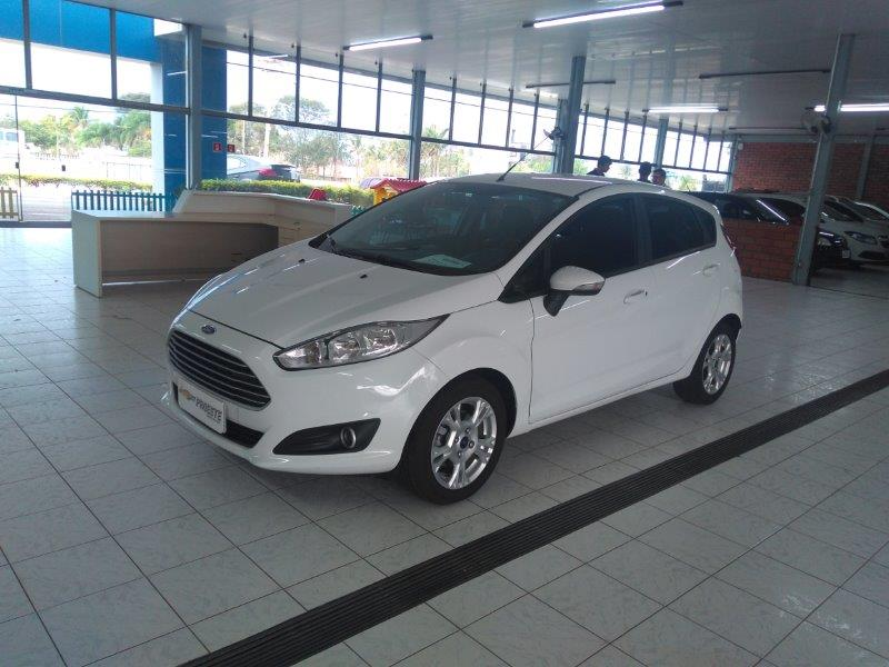 FORD FIESTA 1.6 SE Hatch 16V 1.6 2015