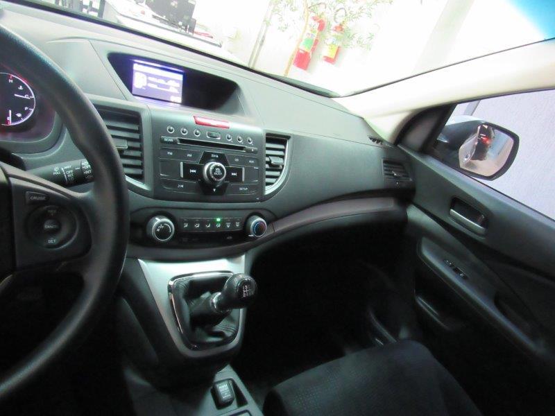 HONDA CRV 2.0 LX 4X2 16V 2.0 2012