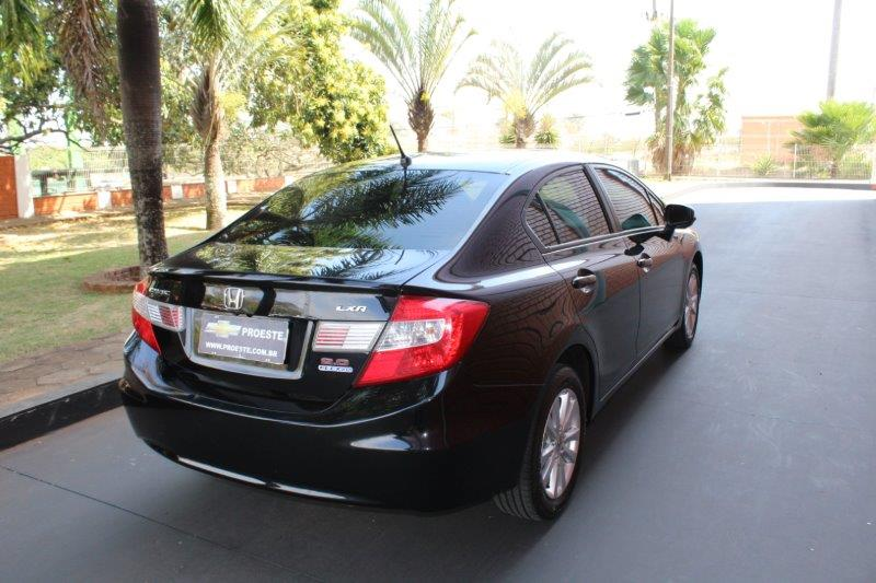 HONDA CIVIC 2.0 LXR 16V 2.0 2014