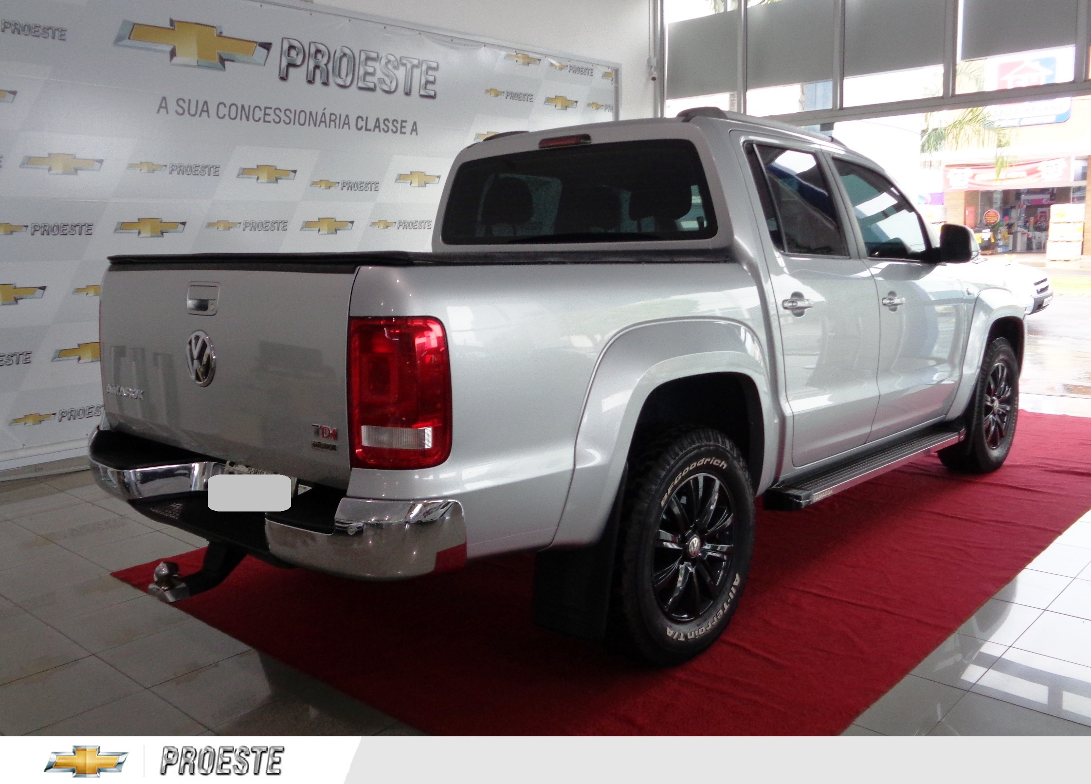 VOLKSWAGEN AMAROK HIGH CD 2.0 2012
