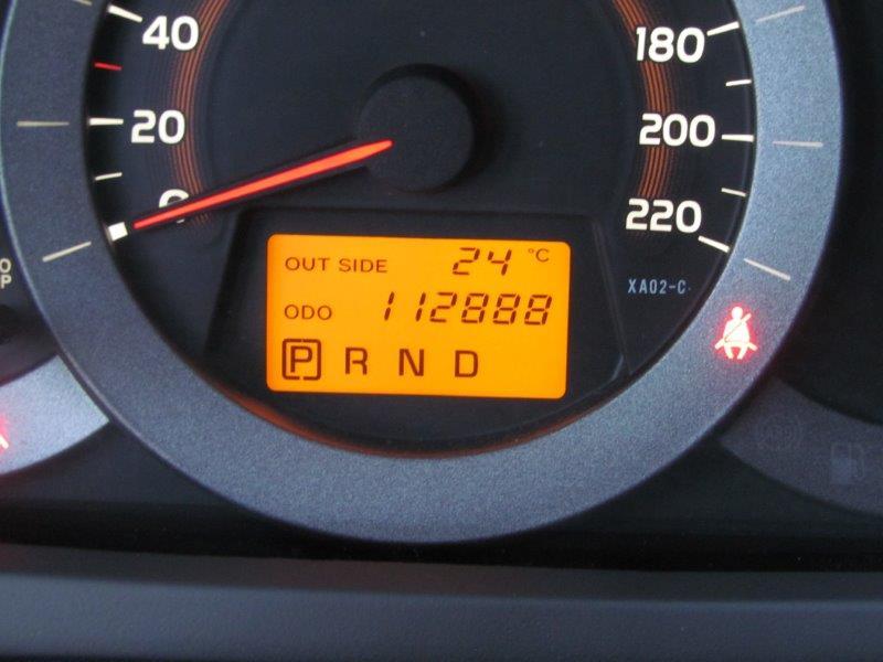 TOYOTA RAV4 2.4 4X4 16V 2.4 2012