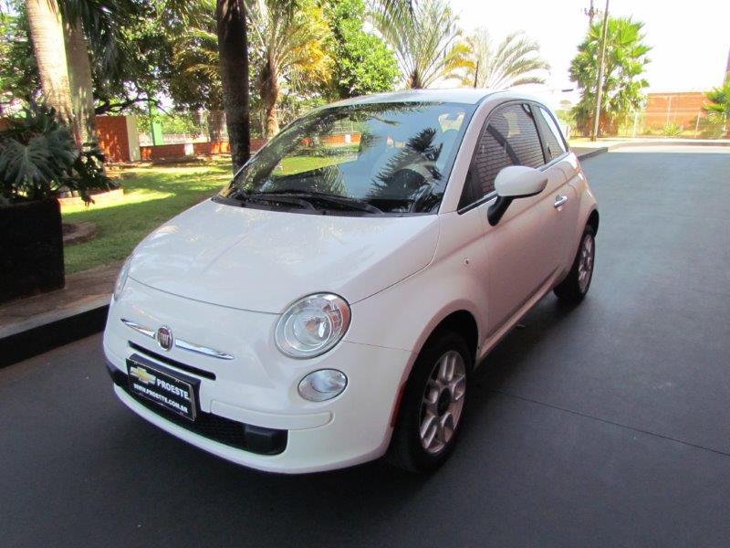 FIAT 500 1.4 Cult 8V 1.4 2014