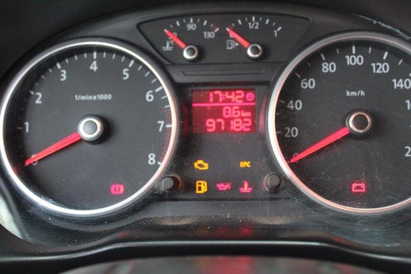 VOLKSWAGEN GOL 1.0 MI 8V G.V 1.0 2012