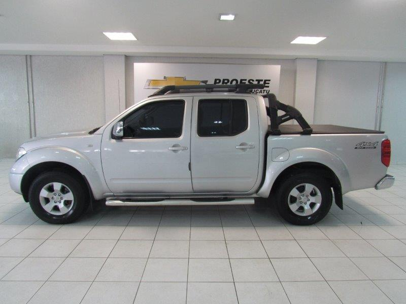 NISSAN FRONTIER 2.5 LE 4X4 CD 2.5 2011