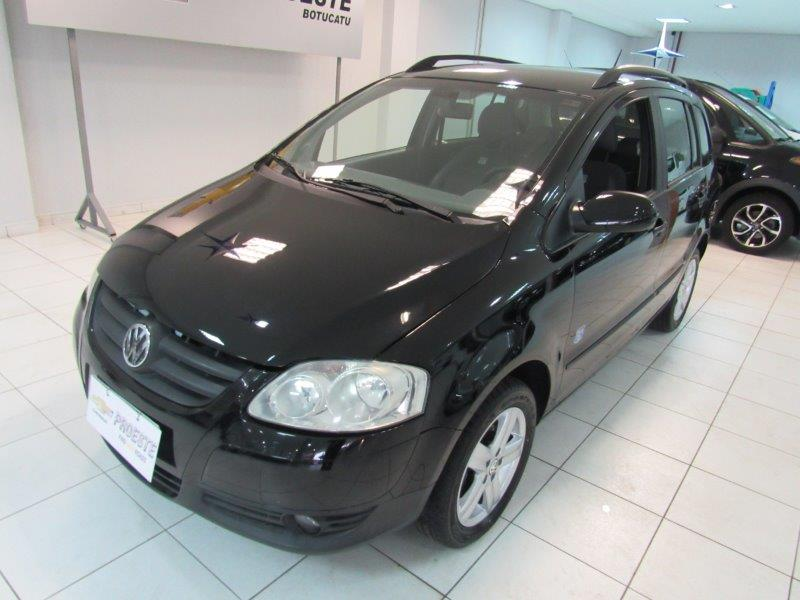 VOLKSWAGEN SPACEFOX 1.6 MI Route 8 1.6 2010