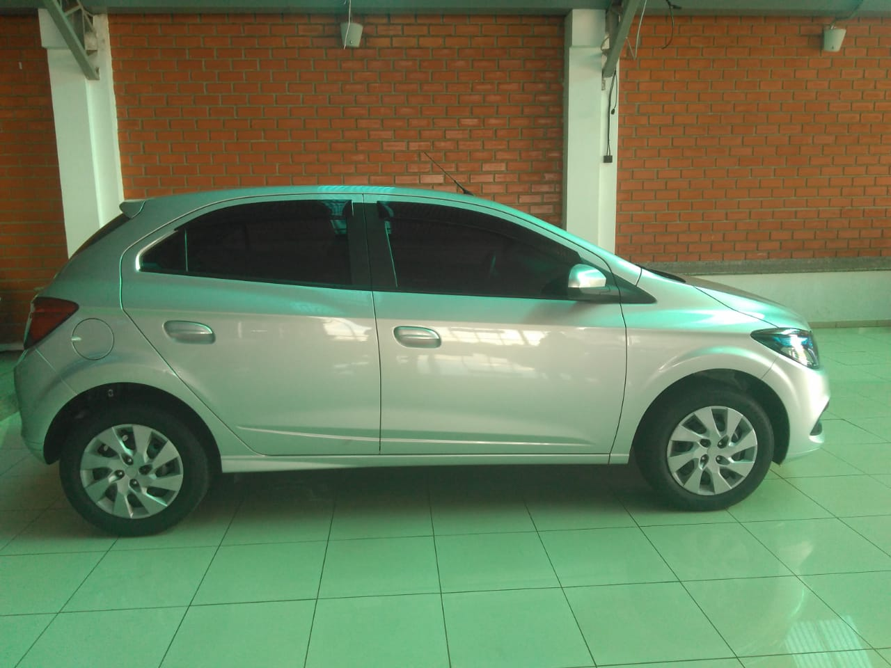 CHEVROLET ONIX LT AT 1.4 2016