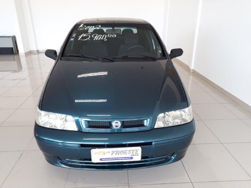 FIAT PALIO 1.0 MPI EX 16V 1.0 2002