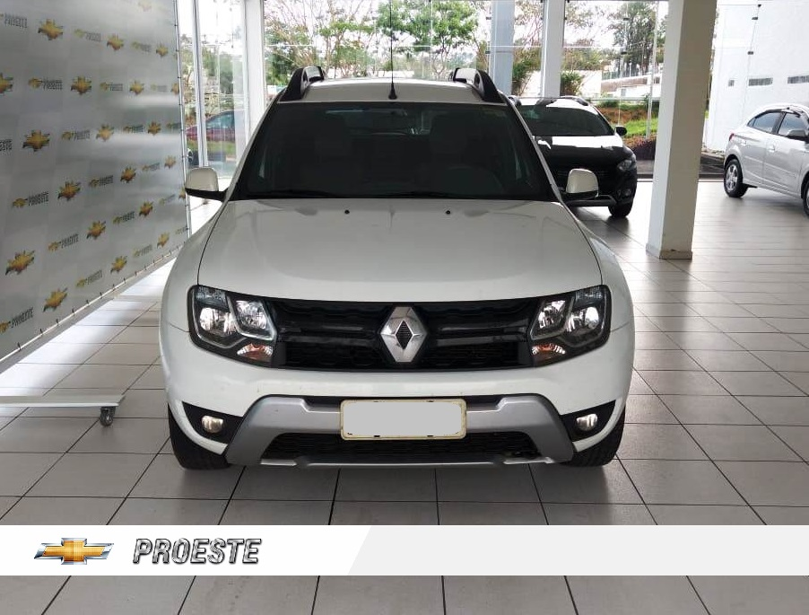 RENAULT DUSTER DYNAMIC 2.0 2016