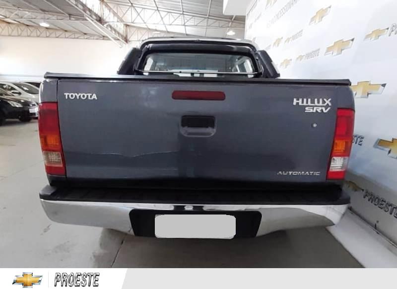 TOYOTA HILUX CD 4X4 SRV 3.0 2010
