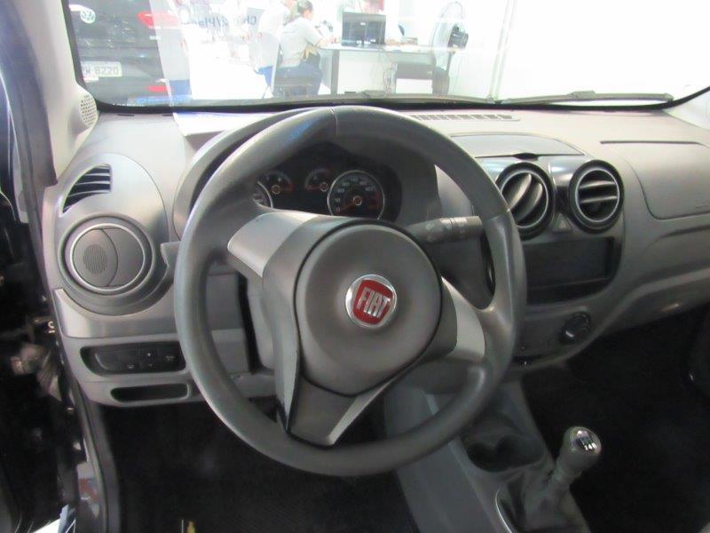 FIAT PALIO 1.0 MPI Attractiv 1.0 2012