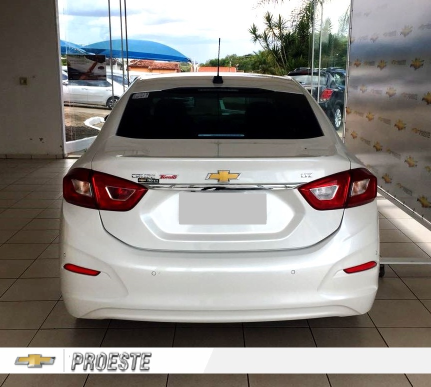 CHEVROLET CRUZE LTZ AT TURBO AT TURBO 1.4 2018