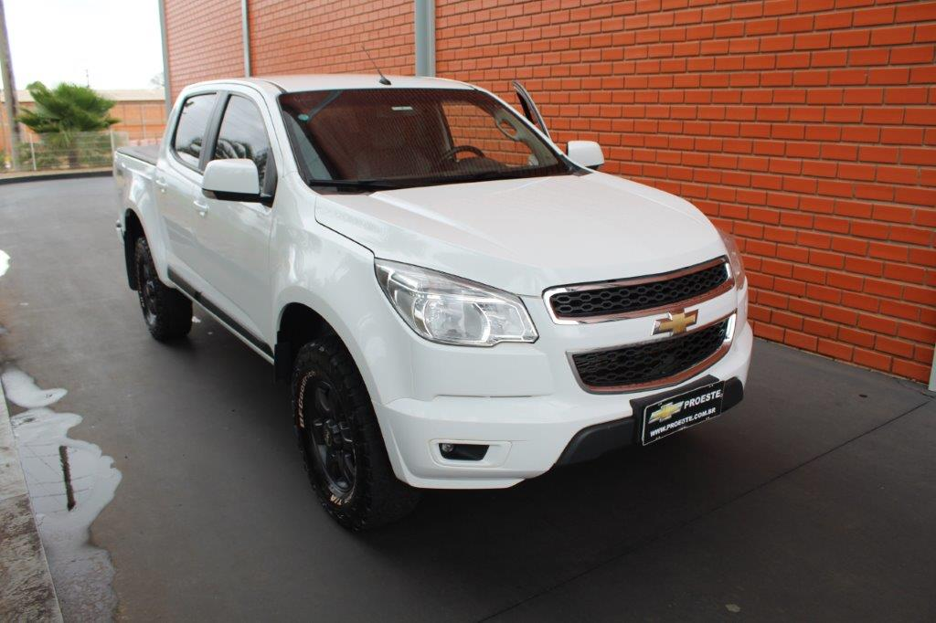 CHEVROLET S10 2.8 LT 4X4 CD 16V T 2.8 2016