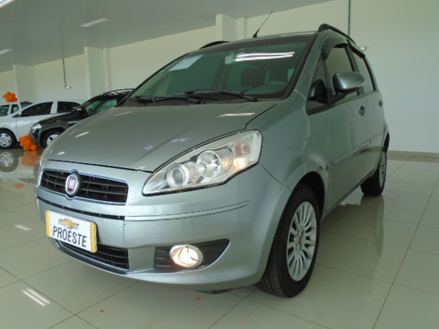 FIAT IDEA 1.4 MPI Attractive 1.4 2013