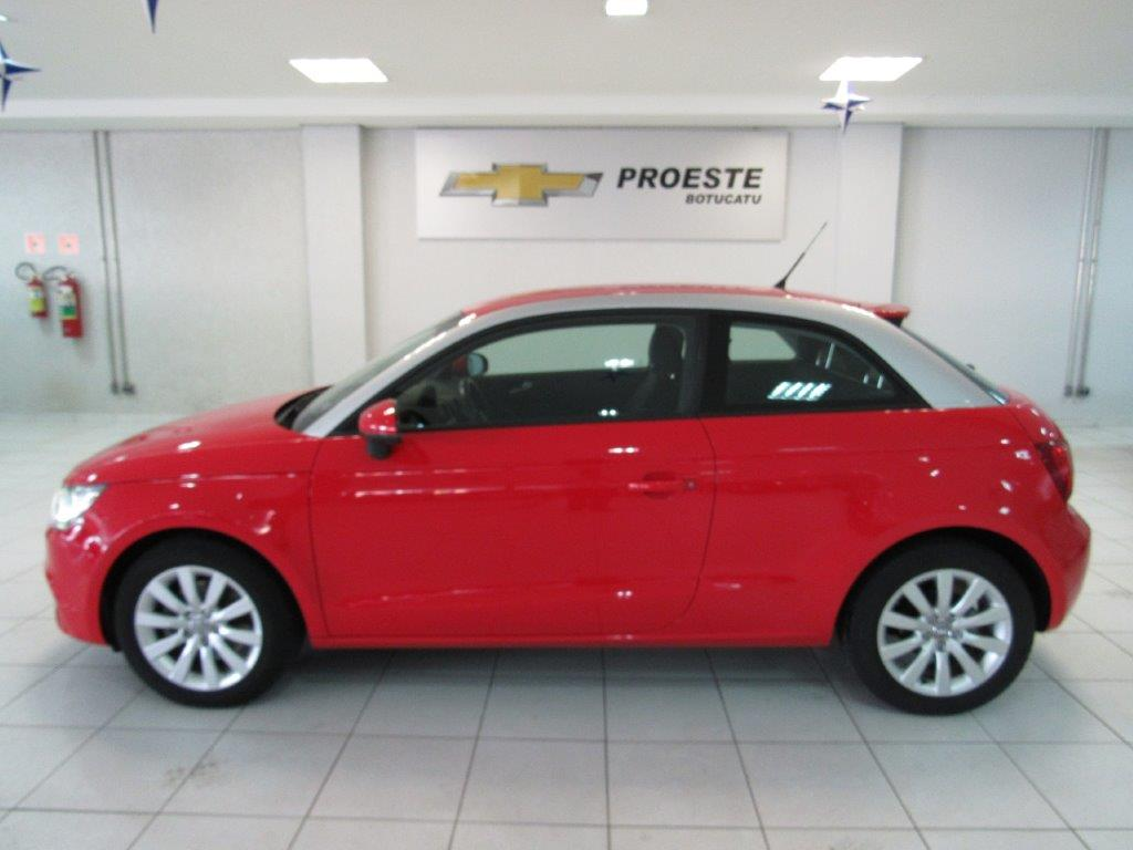 AUDI A1 1.4 TFSI Attraction 1.4 2012